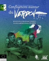 Leader GAL Grand Verdon, Confluences autour du Verdon